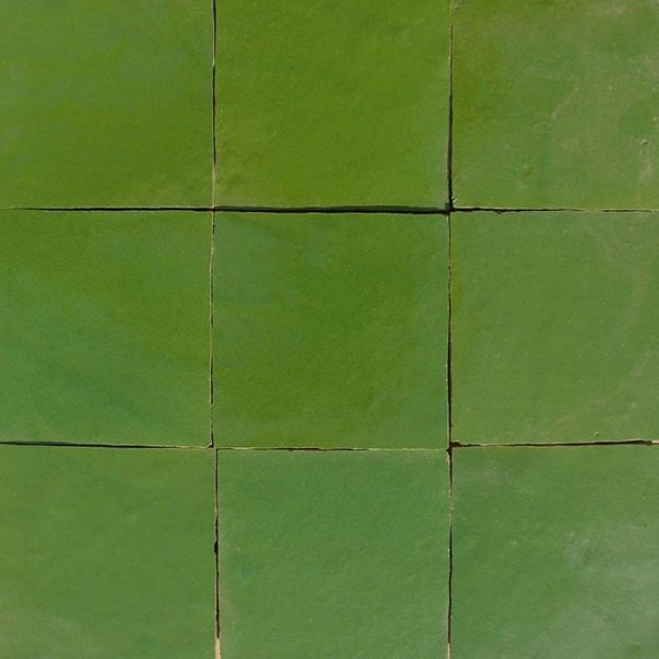Zellige C15 of the Zellige Tile Collection from TassemiT Tile | Authentic Moroccan Tile