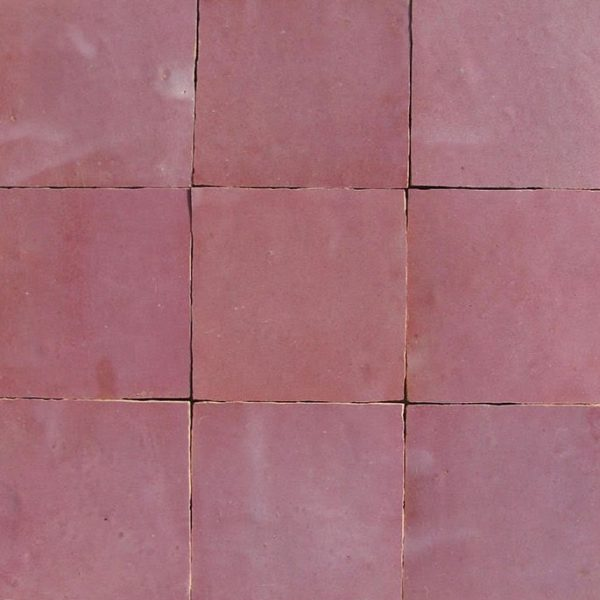 Zellige C16 of the Zellige Tile Collection from TassemiT Tile | Authentic Moroccan Tile