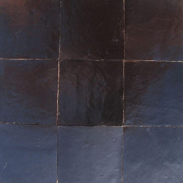 Zellige C17 of the Zellige Tile Collection from TassemiT Tile | Authentic Moroccan Tile