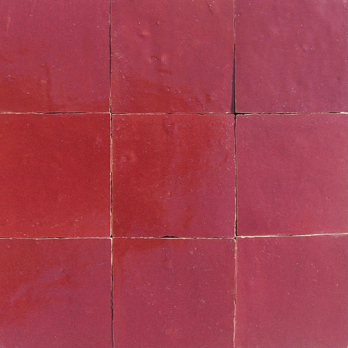 Zellige C18 of the Zellige Tile Collection from TassemiT Tile | Authentic Moroccan Tile