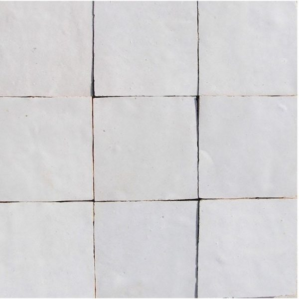 Zellige C22 of the Zellige Tile Collection from TassemiT Tile | Authentic Moroccan Tile