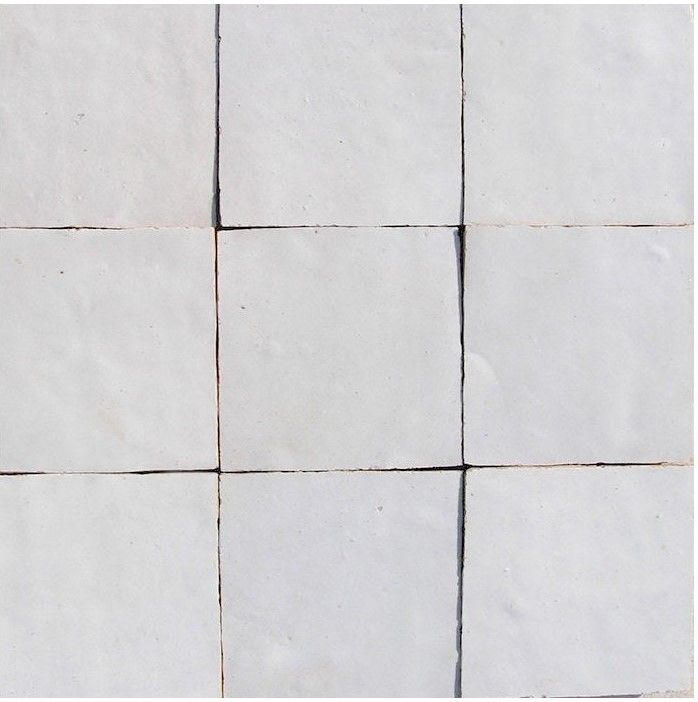 Zellige C22 of the Zellige Tile Collection from TassemiT Tile   Authentic Moroccan Tile