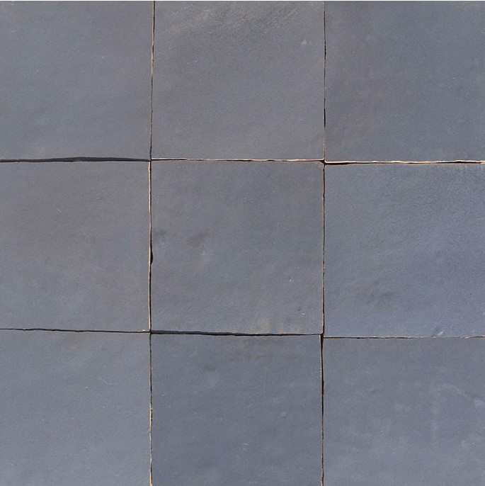 Zellige C23 of the Zellige Tile Collection from TassemiT Tile   Authentic Moroccan Tile