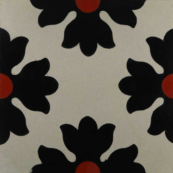 CLA01_V03 of the Classic Collection from TassemiT Cement Tiles | Authentic Moroccan Tile