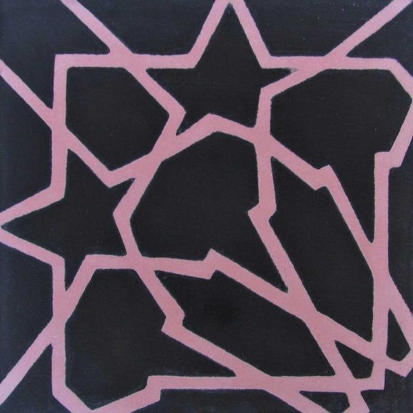 CLA02_V01 of the Classic Collection from TassemiT Cement Tiles | Authentic Moroccan Tile