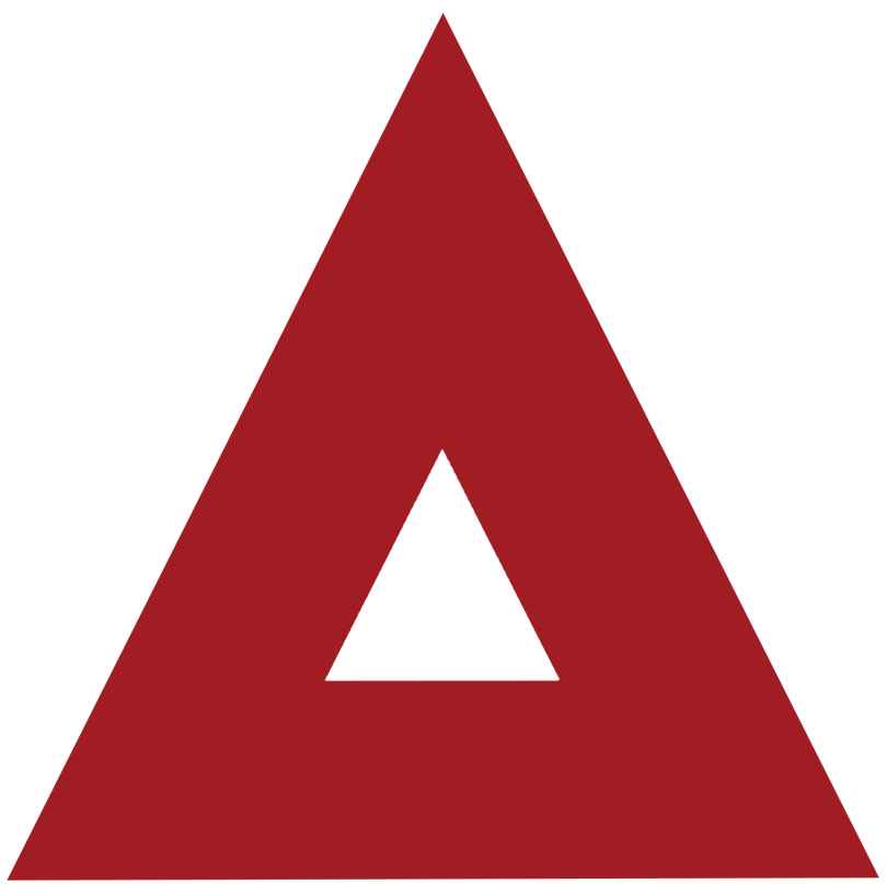 Triangle Logo of TassemiT Authentic Moroccan Tile Manufacturer | Cement Tiles, Zellige Tiles and Handmade Tiles