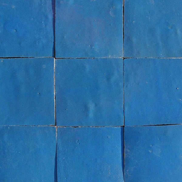Zellige C02 of the Zellige Tile Collection from TassemiT Tile | Authentic Moroccan Tile
