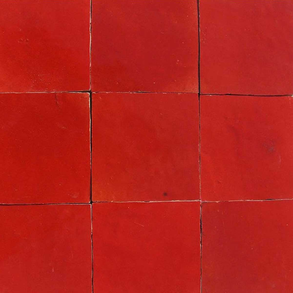 Zellige C06 of the Zellige Tile Collection from TassemiT Tile | Authentic Moroccan Tile