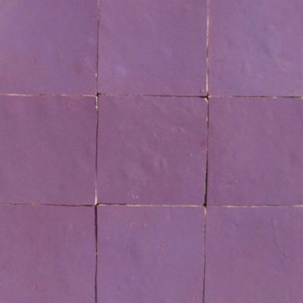 Zellige C07 of the Zellige Tile Collection from TassemiT Tile | Authentic Moroccan Tile