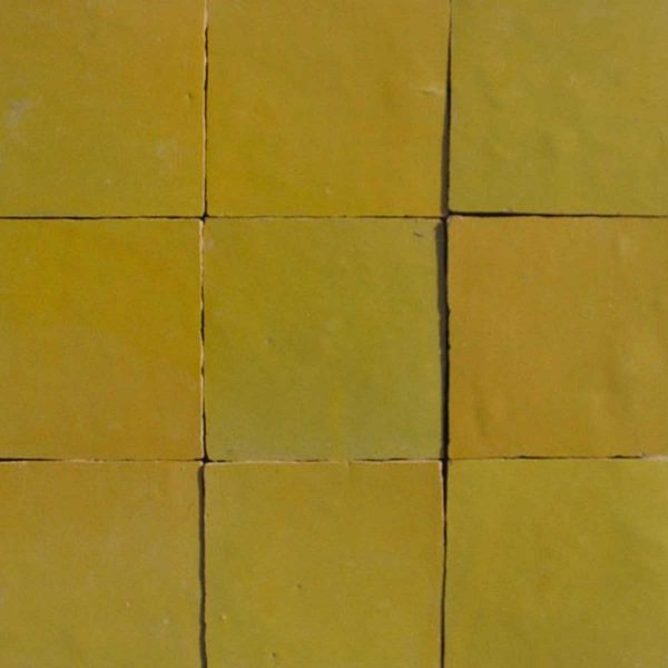Zellige C08 of the Zellige Tile Collection from TassemiT Tile | Authentic Moroccan Tile