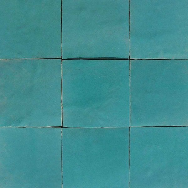 Zellige C12 of the Zellige Tile Collection from TassemiT Tile | Authentic Moroccan Tile