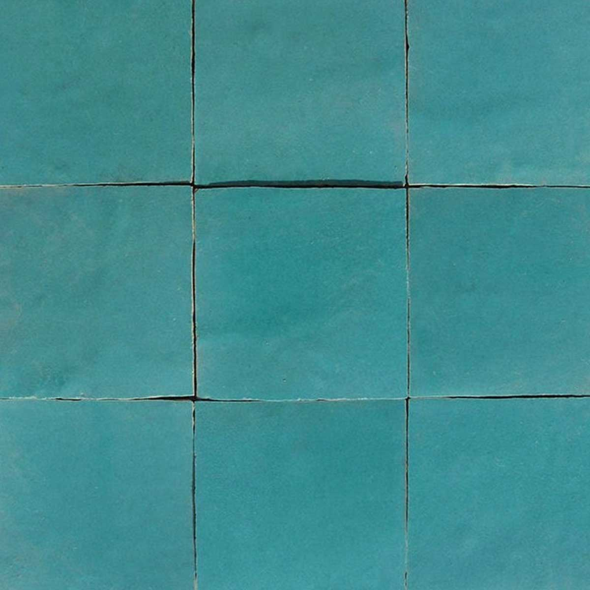 Zellige C12 of the Zellige Tile Collection from TassemiT Tile   Authentic Moroccan Tile